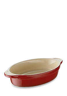 Denby Cook & Dine Oven to Table 1.75-qt. Ceramic Medium Oval Dish