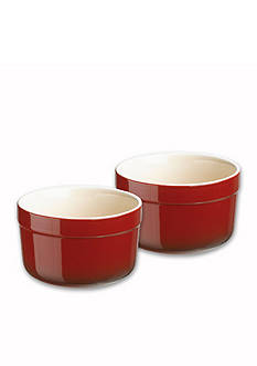 Denby Cook & Dine Oven to Table 17-oz. 2 Piece Ramekin Set - Online Only