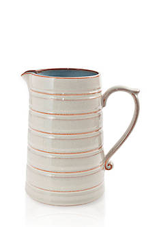 Denby Heritage Terrace Gray Large Jug Online Only
