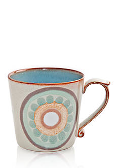 Denby Heritage Terrace Gray Accent Large Mug - Online Only