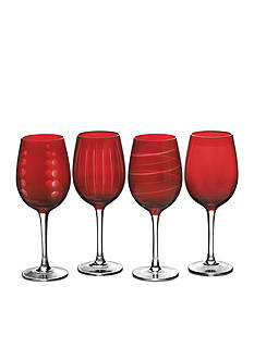 Mikasa Cheers Ruby Wine