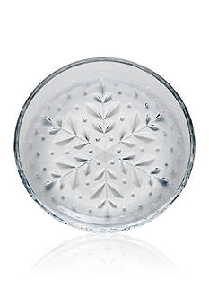 Mikasa Winter Flurries Candy Dish