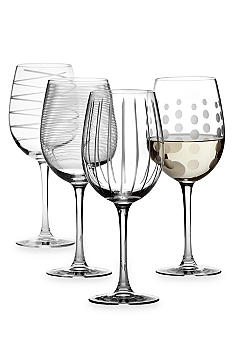 Mikasa Cheers Set of 4 Wines