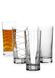 Mikasa Cheers Set of 4 Highballs