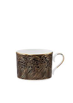 Marchesa by Lenox BLCK&GLD TEA CUP
