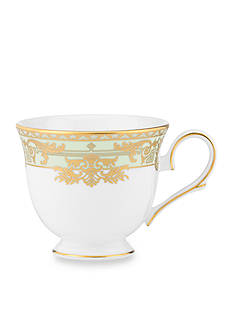 Marchesa by Lenox Rococo Leaf Footed Tea Cup