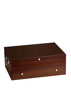 Wallace Flatware Storage Chest with Drawer- Online Only