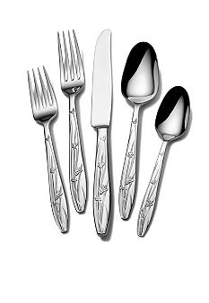 Mikasa Pure Red 5 pc Place Setting