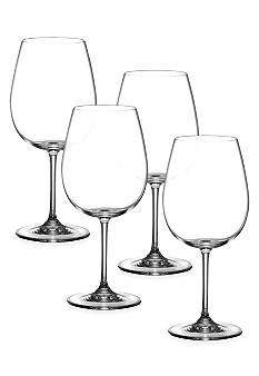Marquis by Waterford Vintage Set of 4 Full Body Red Wine Glasses