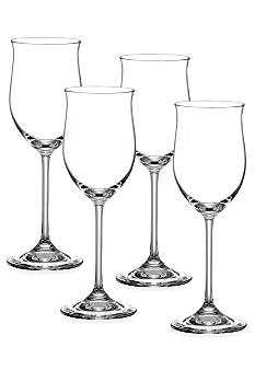 Marquis by Waterford Vintage Set of 4 Young White Wine Glasses