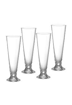 Marquis by Waterford Vintage Set of 4 Pilsners
