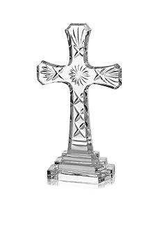 Marquis by Waterford Altar Crystal Cross
