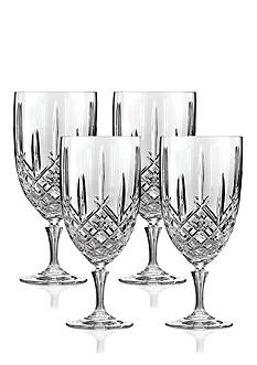 Marquis by Waterford Markham Set of 4 Iced Beverage
