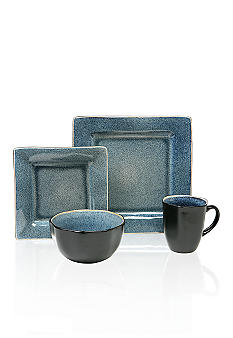 Baum Brothers Squared Blue 16-piece Set