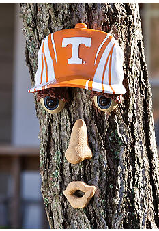 Evergreen Tennessee Volunteers Tree Face