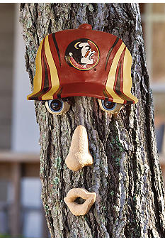 Evergreen Florida State Seminoles Tree Face