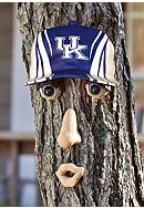 Kentucky Wildcats Tree Face