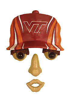 Evergreen Virginia Tech Hokies Tree Face