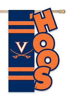 Evergreen Virginia Cavaliers Large House Flag