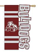 Mississippi State Bulldogs Small Flag