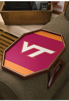 Evergreen Virgina Tech Armchair Tray