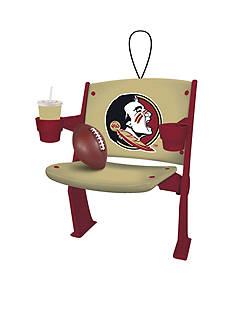 Evergreen Florida State Seminoles Stadium Chair Ornament