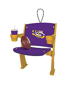 Evergreen LSU Tigers Stadium Chair Ornament