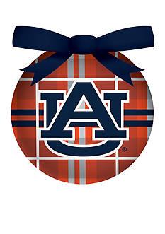 Evergreen Auburn Tigers Ball Ornament