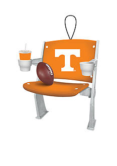 Evergreen Tennessee Volunteers Stadium Chair Ornament