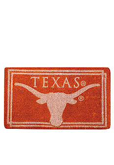 Texas Longhorns Coir Mat