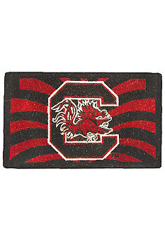 Evergreen South Carolina Gamecocks Coir Mat