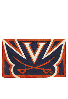 Evergreen Virginia Cavaliers Coir Mat