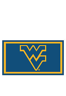 Evergreen West Virginia Mountaineers Coir Mat