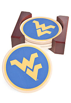 Evergreen West Virginia Mountaineers Coasters