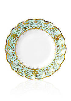 Royal Crown Derby Darley Abbey Fluted Dessert Plate
