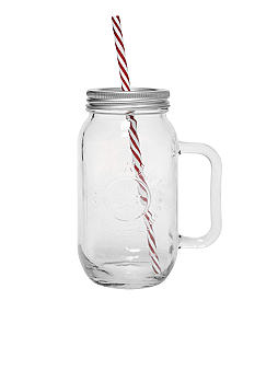 New View 24-oz. Glass Jar with Handle