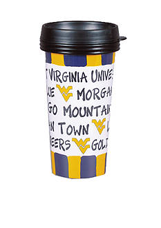 Magnolia Lane West Virginia Mountaineers Tumbler