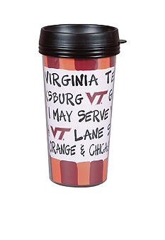 Magnolia Lane Virginia Tech Tumbler