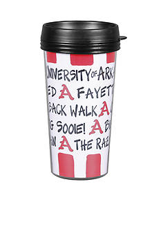 Magnolia Lane Arkansas Razorbacks Tumbler