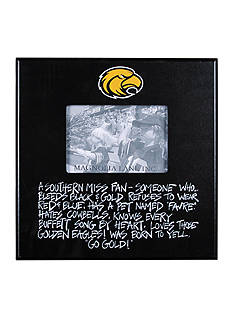 Magnolia Lane Southern Miss Golden Eagles Definition 4-in. x 6-in. Frame