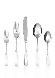 Cambridge Silversmiths Madison Satin 20-Piece Flatware Set