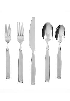 Cambridge Silversmiths Kiona Frost 20-Piece Flatware Set