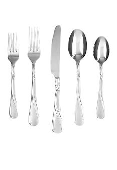 Cambridge Silversmiths Rue Sand 20-piece Flatware Set
