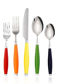 Fiesta® Brights 20-Piece Flatware Set | Belk - Everyday Free Shipping