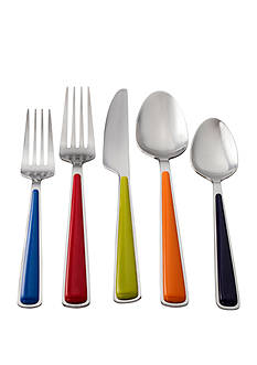 Fiesta Merengue 20-Piece Flatware Set