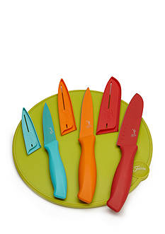 Fiesta 7-Piece Lemongrass Cutting Board Set