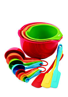 Fiesta 15-Piece Prep and Serve Set
