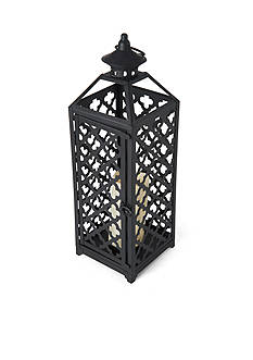 Elements 19-in. LED Lantern