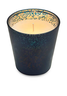 Elements 4.3-in. LED Filled Speckle Glass Candle