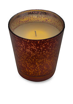 Elements 4.3-in. LED Filled Glass Candle